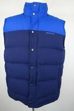 Patagonia Goose Down Puffer Vest Men Size XL