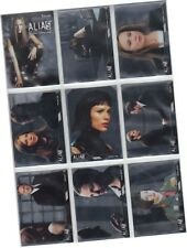 Alias Season 2 (Two): 81 Card Basic/Base Set - Inkworks 2003