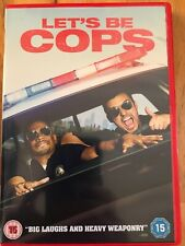 Let's Be Cops DVD (2014) Jake Johnson, Greenfield
