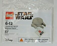 LEGO Star Wars Millennium Falcon 20 Piece Target Exclusive Building Toy RARE New