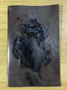 I Am Batman #0 (2021 DC) Megacon Fan Expo Exclusive Foil Variant B