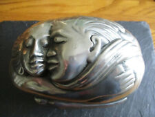 Unusual Compulsion Gallery 'The Hug' Resin & Pewter Sculpture - New & Boxed