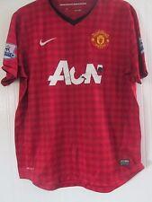 Manchester United 2012-2013 Hogar Camiseta De Fútbol Talla XXL/41260