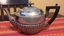 VINTAGE SILVER PLATED GENIE TEAPOT STAMPED JD&S EP (LAMP) M4438