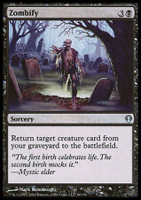 Zombificare - Zombify MTG MAGIC ARC Archenemy English