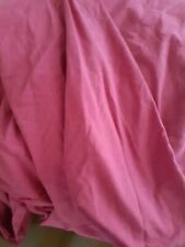 Soft Extra Deep Full Fitted Sheet 100% Pure cherry red Cotton King Size