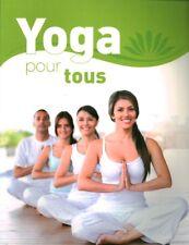 Livre yoga pour tous collectif book