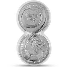 Duo Fafnir  Germania Beasts  2 x 1 oz Silver Coin BU  2020