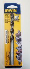 Irwin Tools 1792770 7/16-Inch Multi Material Drill Bit