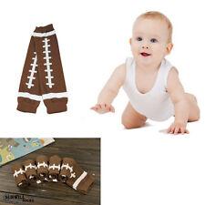1Pair Football Baby Arm Leg Warmers Cotton Toddler Boys Girls Socks Legging Gift
