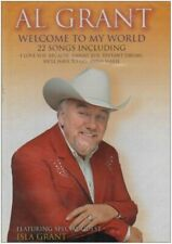 Al Grant - Welcome To My World - New DVD
