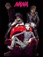 POSTER NANA SHIN REIRA BLACK STONES ANIME MANGA AI YAZAWA HACHI OSAKI REN #11