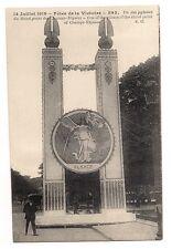 14 juillet 1919 ,fêtes de la victoire