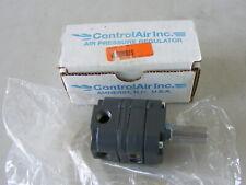 "Controlair Pressure Regulator 100-BCT 1/4""  2-120 PSI   NOS NEW"