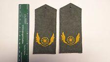 WWI German Army Shoulder boards pair