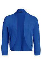 Bauchfreie Feine Damen-Pullover & Strickware aus Viskose ohne Muster