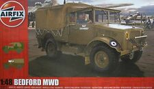 1/48 WWII RAF Bedford MWD ( Aircraft NOT Included) by Airfix