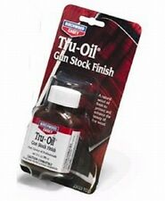 NEW BIRCHWOOD 23123 TRU-OIL GUN STOCK FINISH 3OZ GUN CLEANER SALE