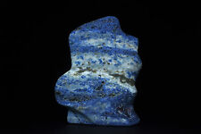 JH13354 Sculpted and Polished Lapis, Sar-e-Sang, Afghanistan