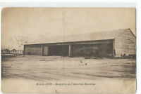 AVIATION , HANGARS DE L' AVIATION MARITIME