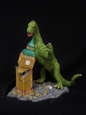 THE GIANT BEHEMOTH SOLID RESIN MODEL/DIORAMA BUILT AND PAINTED & READY TO SHIP