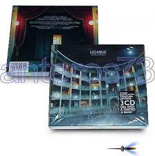 """LIGABUE """"GIRO D'ITALIA"""" RARO 3 CD LIMITATO NUMERATO 1a ED. - SIGILLATO"""