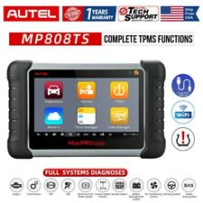 Autel MP808TS OBD2 Diagnostic Scanner All-System+ECU Programming+Key Coding+TPMS