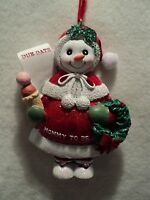 "KSA ""MOMMY TO BE"" Ornament ~  Personalizable ~ NEW ~ ADORABLE!!!"