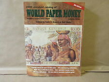 Standard Catalog of World Paper Money Vol 3 6th Ed Modern Issues Krause