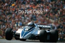 Riccardo Patrese Brabham BT50 Austrian Grand Prix 1982 Photograph 5