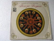 Songs of Kazi Nazrul Feroza Begum EASD 1394 Bengali LP Record India NM-1436