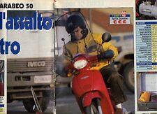Z80 Ritaglio Clipping 1994 Aprilia Scarabeo 50