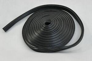 VESPA Floor Runner Strip Rubber Black 3.9m