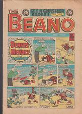 Dennis the Menace & Gnasher The Beano #2293 June 28 1986