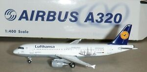 Phoenix  1:400     Lufthansa Airlines  A320  #D-AIQW