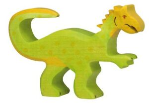 HOLZTIGER 80339: Oviraptor Dinosaur, Collectable Wooden Toy NEW