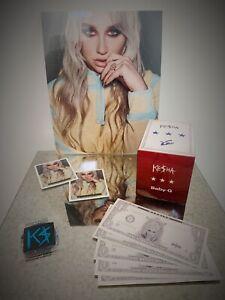 *Bundle* Kesha x Baby-G Watches / USA Print Version (1 Of 4 Avail)