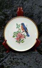 "SHUMAN ARZBERG EASTERN BLUE BIRD 8"" PLATE"