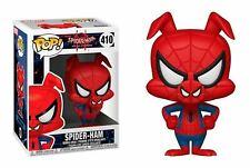 Funko SPIDER-HAM #410 [EXCLUSIVE] POP! Spider-Man INTO THE SPIDERVERSE Vinyl ...