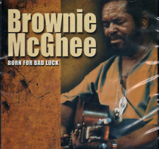 Brownie McGhee - Born For Bad Luck.  CD