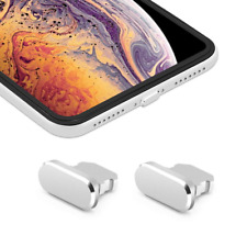 iMangoo [2 Pack] Anti Dust Plugs for iPhone Xs Max 8 Pin Charging Port Plug X S