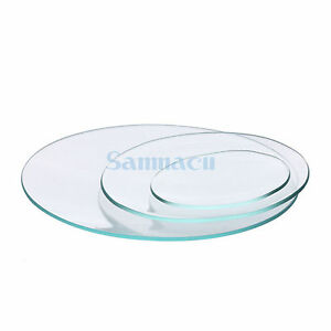 45-200mm Watch Glass Domed Hard Beaker Cover Lab Supplies Chemical Experiment