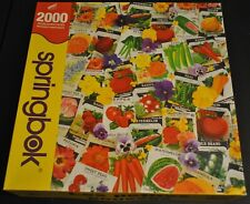 Springbok 2000 Piece Puzzle - Packets of Promise - Sealed/New