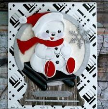 Christmas snowman Metal Cutting Dies Stencils DIY Scrapbooking Album Decorative