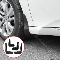 For Honda Accord 2018-2020 black PAD MUDFLAPS SPLASH GUARD MUDGUARDS Fenders