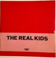 "THE  REAL KIDS -7""-1983 ⚠️Mint- She/She's A Mess-New Rose-New17/Nr 100"