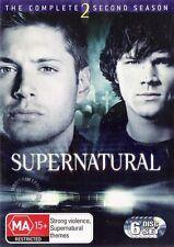 SUPERNATURAL SEASON 2 : NEW DVD