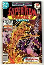 Super-Team Family #9 (Feb-Mar 1977, DC) Giant Size, Rich Buckler cover  VF (8.0)