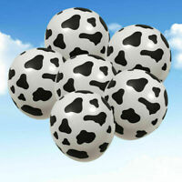 "10/12/24/30/36/48 Pcs 12"" Cow Print Latex Balloons Party Wedding Birthday Decor"