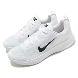 Nike Wearallday White Black Men Running Casual Shoes Sneakers Trainer CJ1682-101